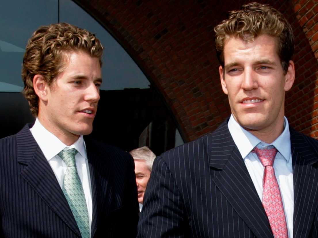 Кэмерон и тайлер винклвоссы фото