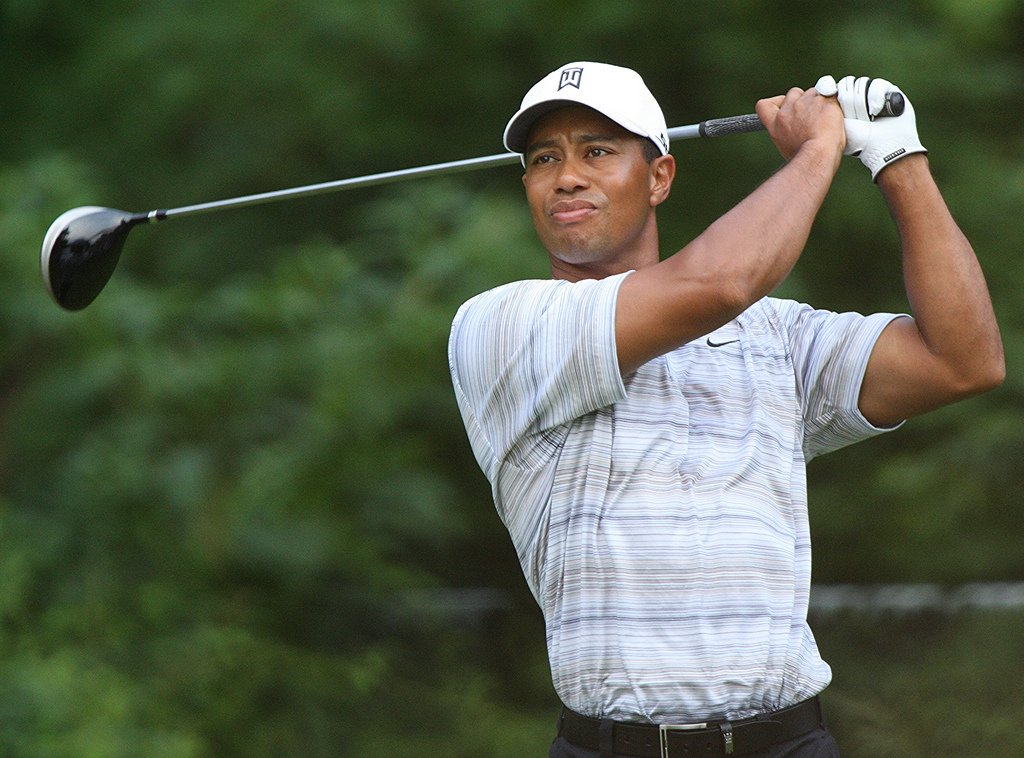 an overview of the game golf and the role of the player tiger woods in the united states