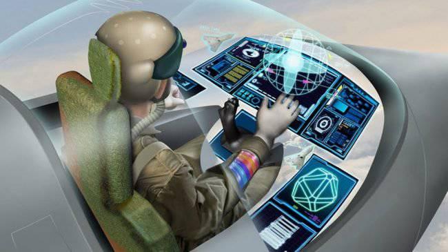 Система виртуальной реальности заменит органы управления боевыми  истребителями 8f3d8235d4