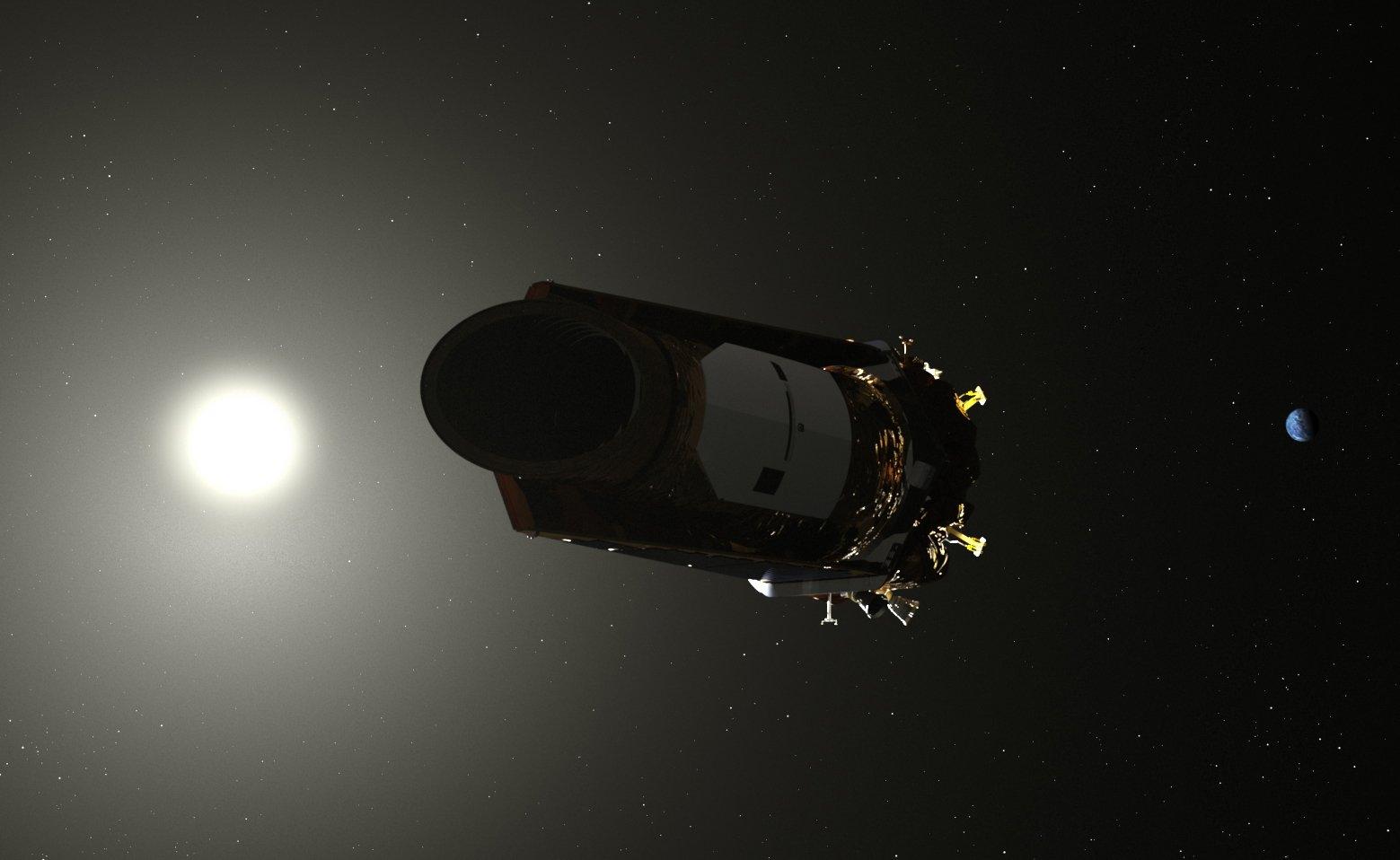 kepler spacecraft discoveries - HD1280×786